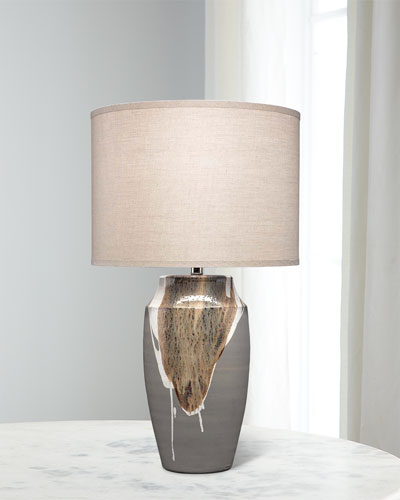 Landslide Table Lamp