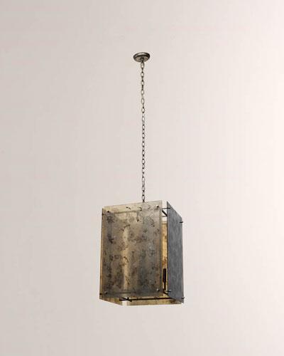 Gravity Lantern Chandelier