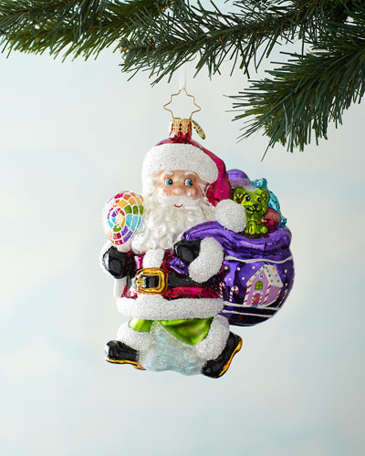 A Sugary Stroll Ornament