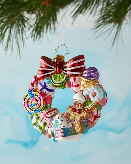 Sweetest Swirl Christmas Ornament