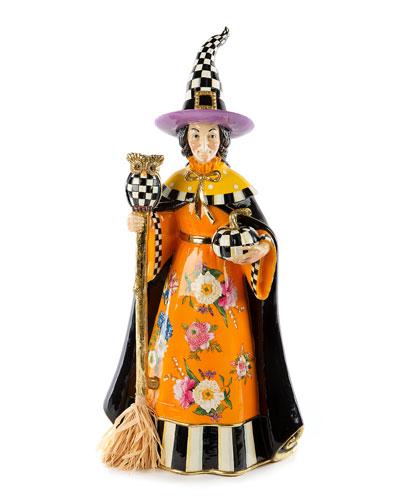 Flower Market Witch