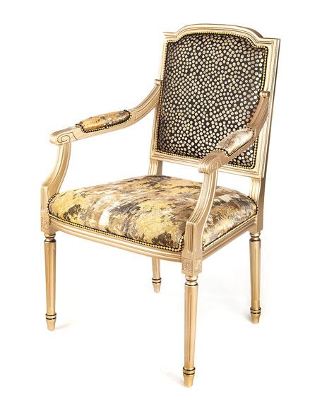 Golden Hour Armchair