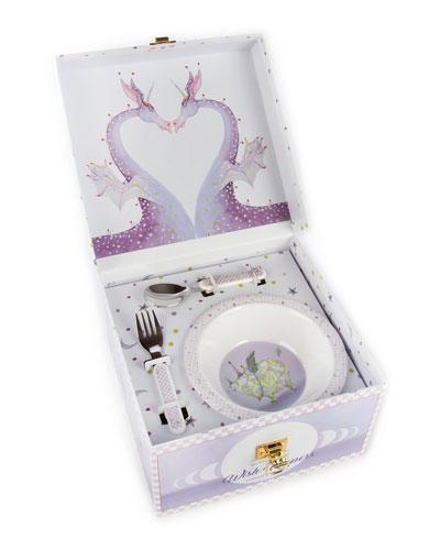 Wish Keeper Toddler's Dinnerware Set