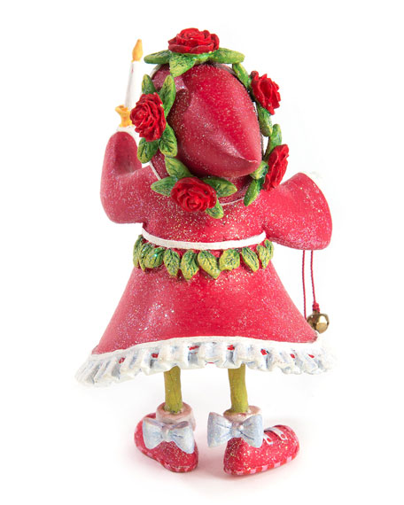 Dash Away Donnas Elf Ornament