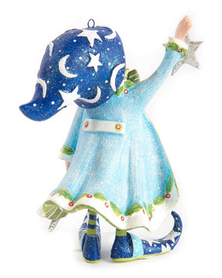 Dash Away Comets Elf Ornament