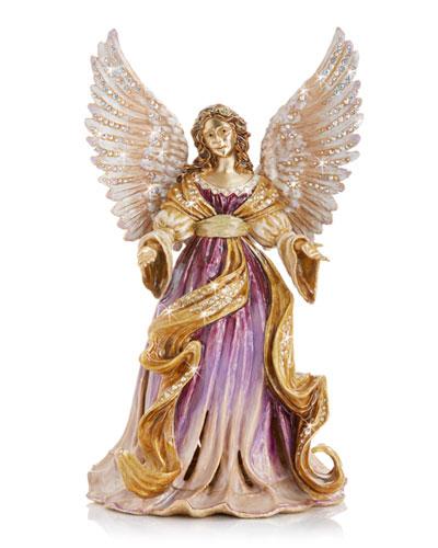 Renaissance Angel Musical Figurine