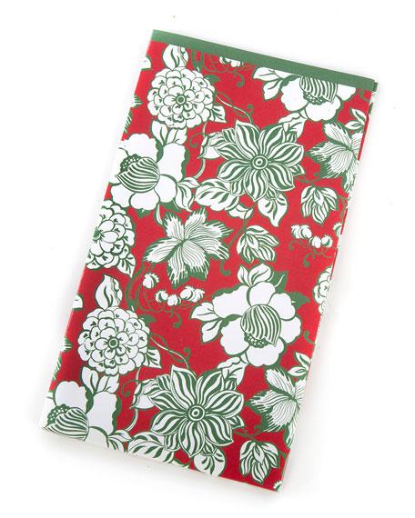 Winter Bouquet Paper Guest Napkins