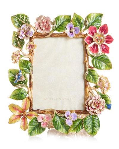 Dutch Floral Frame  5 x 7