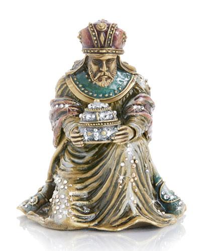 Saint Gaspar Figurine