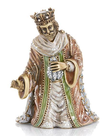 Jay Strongwater Balthazar Figurine