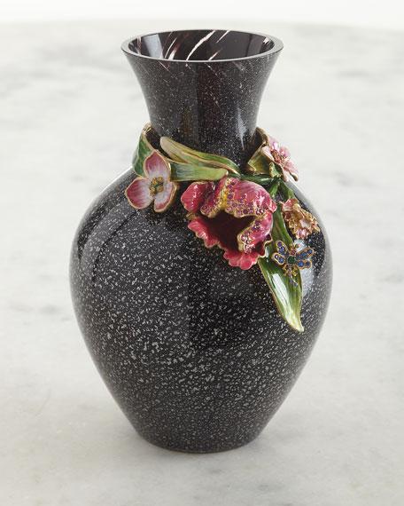 Jay Strongwater Tulip Vase