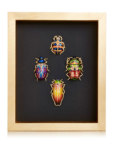Beetle Wall Art