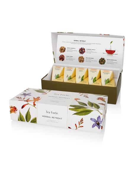 Herbal Retreat Petite Tea Presentation Box