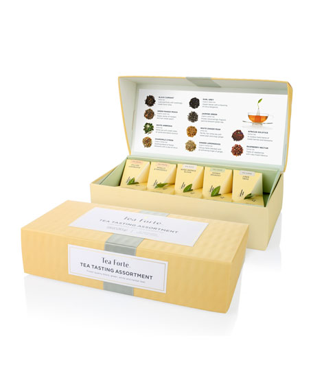 Tea Tasting Assortment Petite Presentation Box