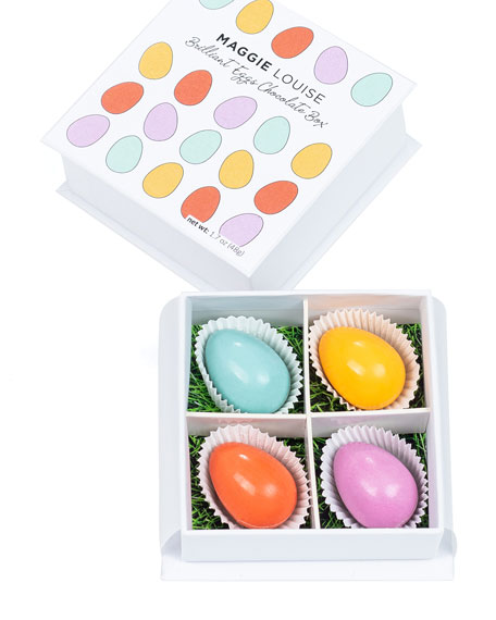 Brilliant Eggs Chocolate Gift Box