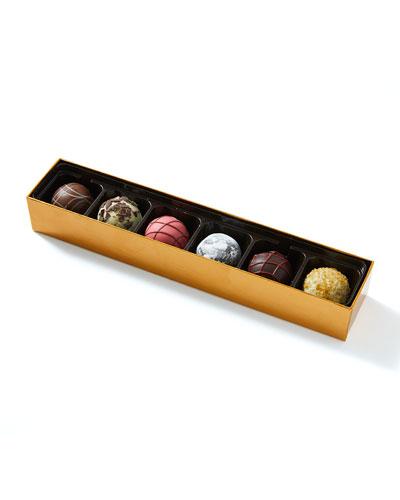 Patisserie Truffle Box  6 pc.