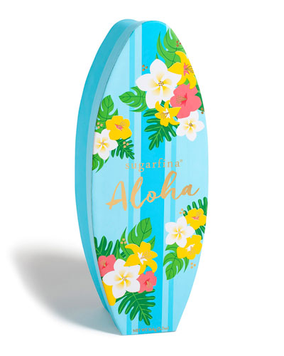 Aloha Surf 2-piece Surfboard Candy Bento Box