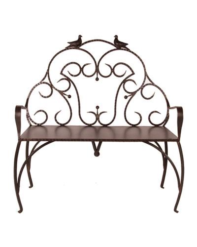 Paloma Small Bench
