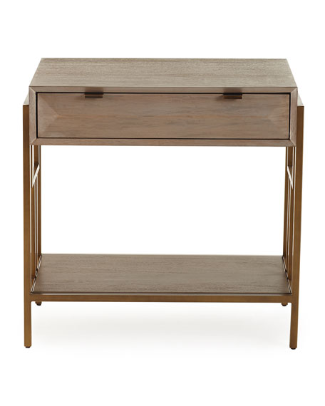 Darby One Drawer Nightstand