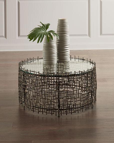 Laurel Nail Art Coffee Table