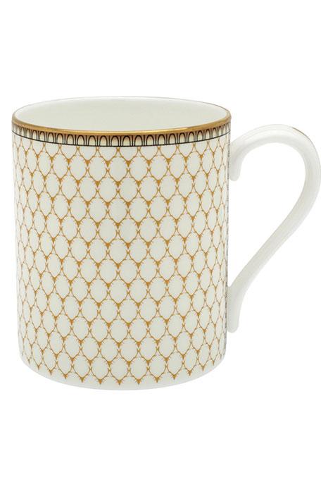 Halcyon Days Antler Trellis Mug