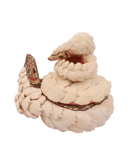 Ardmore Ceramic Art Pangolin Box