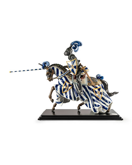 Medieval Knight Figurine