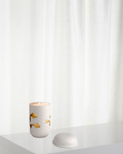 Koi Candle
