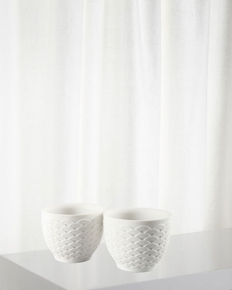 Lladro Koi Bowls