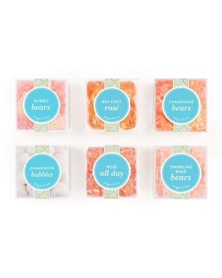 Sugarfina Cocktail Gummy Faves Small Cube Bundle