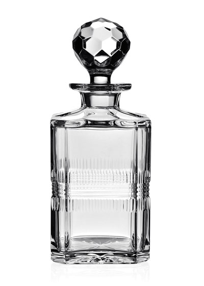 Gemma Square Decanter Gift Set