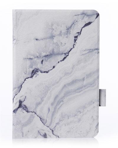 Gray Marble 9.7 iPad Case - 5th & 6th Generation