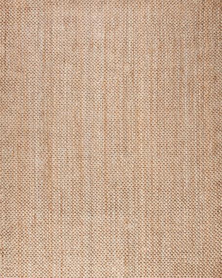 Panama Jute Hand-Loomed Rug, 4' x 6'
