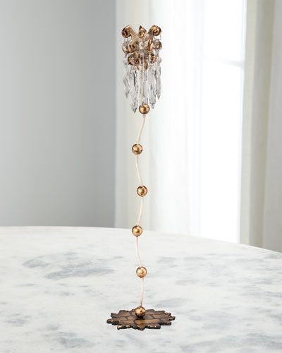 Venetian Candlestick Holder