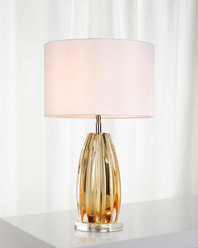 Cognac Table Lamp