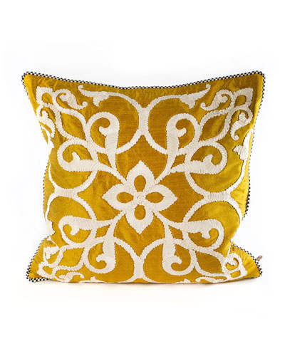 Byzantine Pillow  Gold