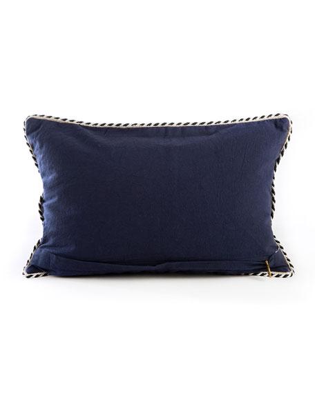 Paradise Jungle Lumbar Pillow
