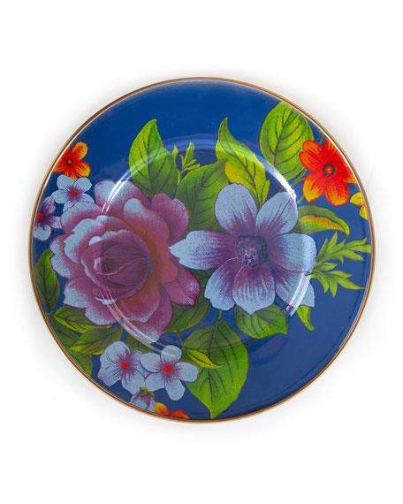 Flower Market Salad/Dessert Plate