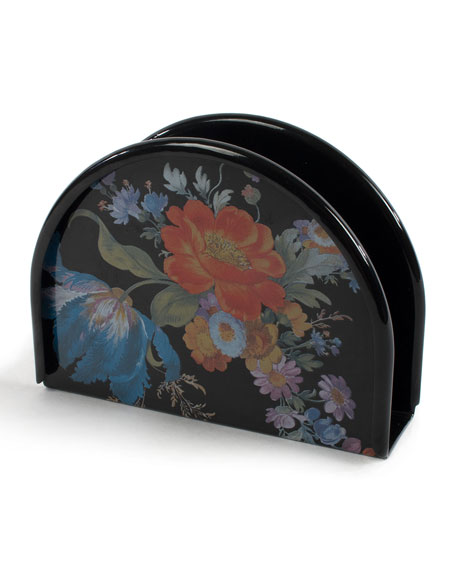 MacKenzie-Childs Flower Market Napkin Holder