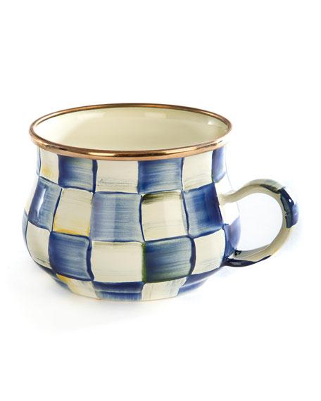 Royal Check Teacup