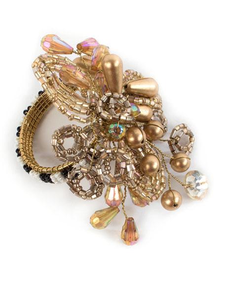 Golden Hour Napkin Ring