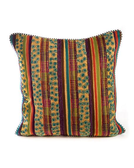 Paradise Raindrops Pillow