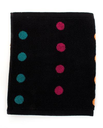 Trampoline Dot Washcloth