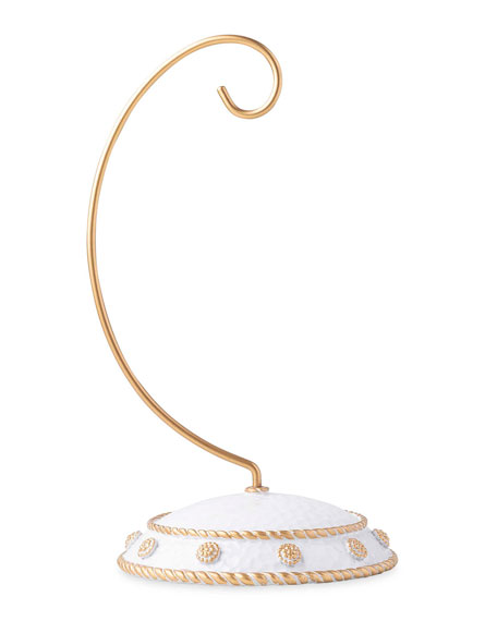 Berry & Thread Ornament Stand