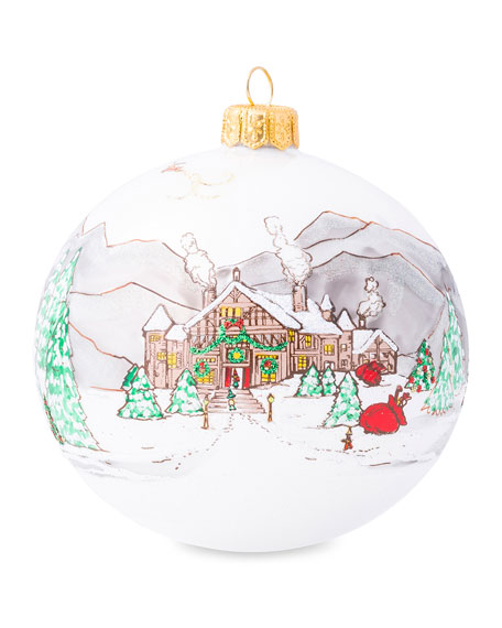 Juliska Berry & Thread North Pole Ornament -