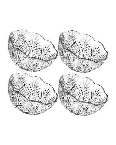Dublin Small Candy Bowls  Set of 4