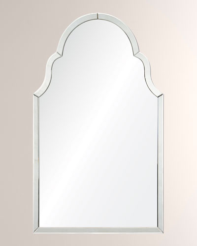 Mirror Framed Arch Mirror