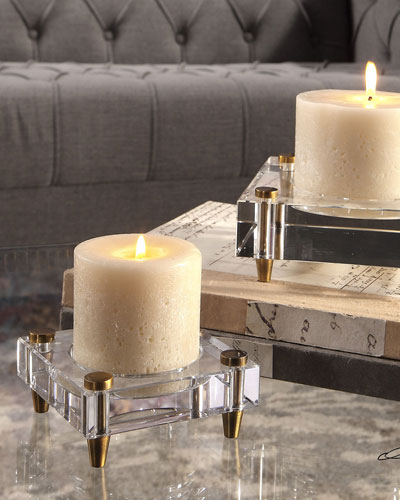 Claire Candleholders  Set of 2