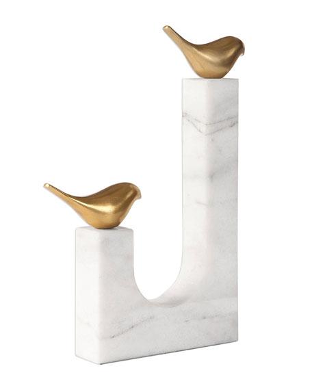 Songbird Sculpture