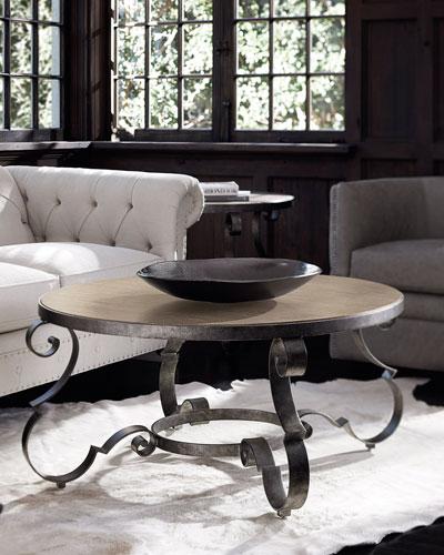 Villa Toscana Round Coffee Table
